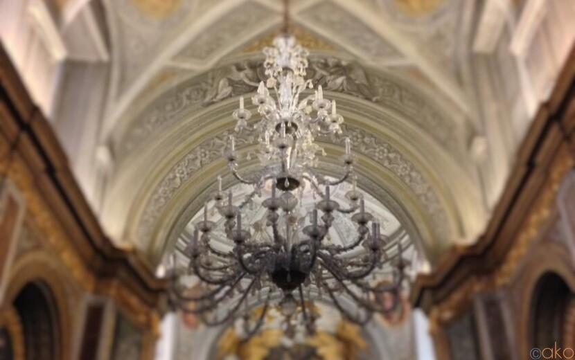 可憐な雰囲気。ローマ、サン・ジョヴァンニ・デッラ・ピーニャ教会|イタリア観光ガイド
