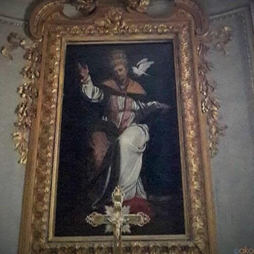 ローマの丘に咲く花、サン・グレゴリオ・アル・チェリオ聖堂|イタリア観光ガイド