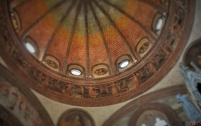 ミラノで楽しみたい、ルネサンス文化の傑作。ポルティナーリ礼拝堂|イタリア観光ガイド