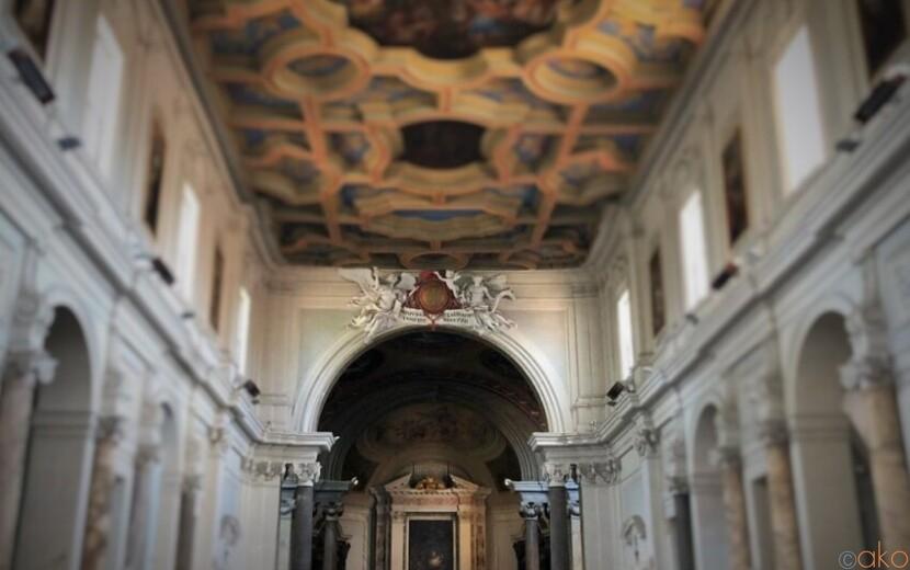 丘のふもとの聖堂に歴史あり!ローマ、サンタ・アナスタシア聖堂|イタリア観光ガイド