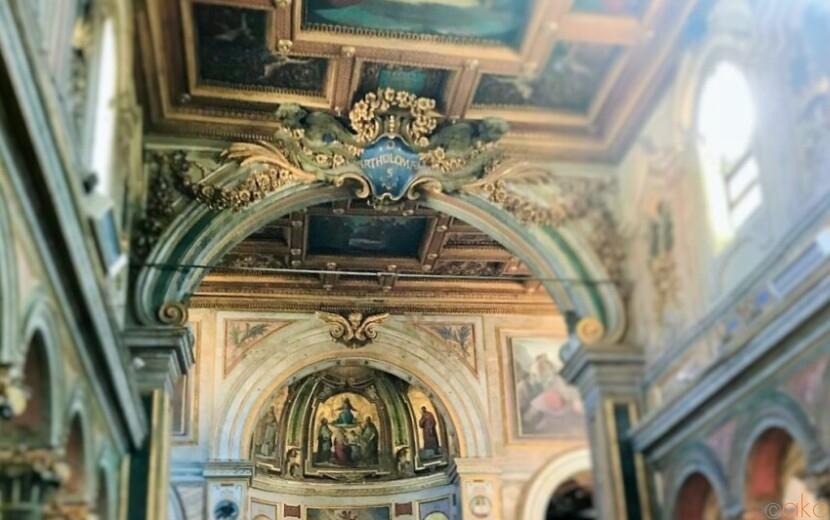 ここはローマの島の中!サン・バルトロメオ・アリソーラ教会|イタリア観光ガイド