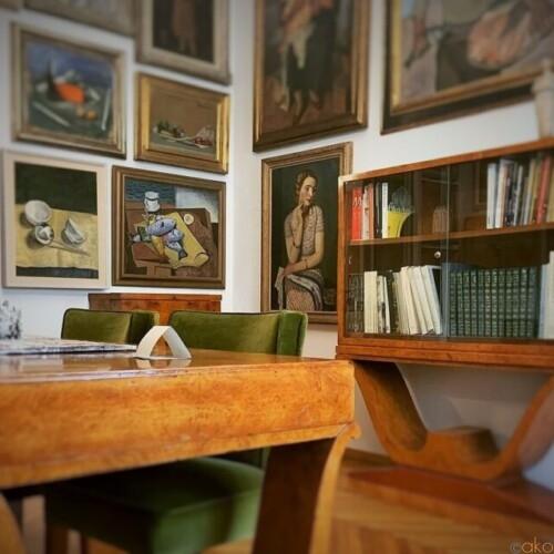おウチの中は美術館!ミラノ、ボスキ・ディ・ステファノ財団|イタリア観光ガイド
