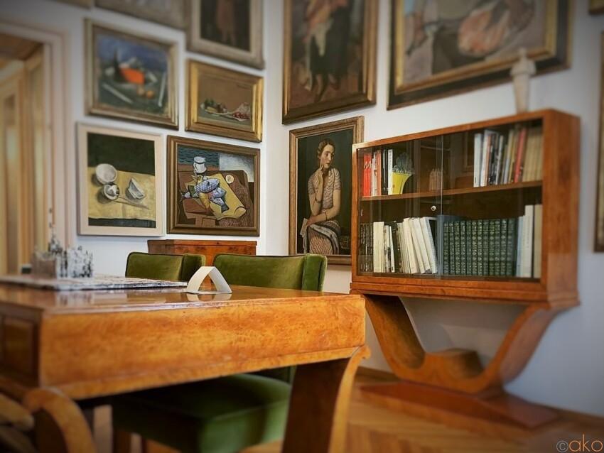 おウチの中は美術館!ミラノ、ボスキ・ディ・ステファノ財団 イタリア観光ガイド