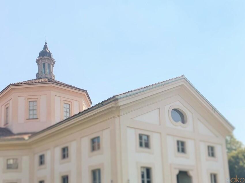 ミラノの中心にドーナツ!?ロトンダ・デッラ・ベザーナ|イタリア観光ガイド