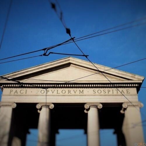 ミラノの門を愛でたい!ティチネーゼ門に行ってきました。|イタリア観光ガイド