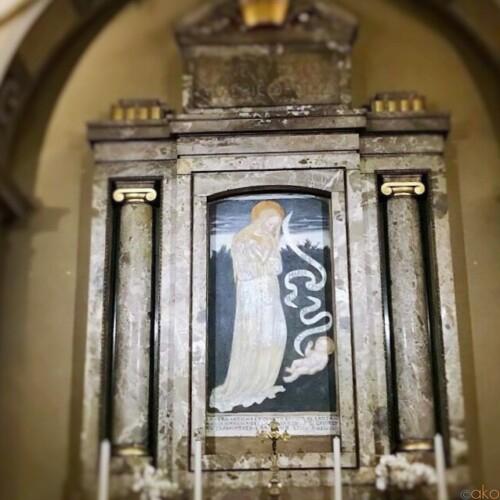 ミラノ、サンタ・マリア・ビアンカ・デッラ・ミゼリコルディア教会|イタリア観光ガイド