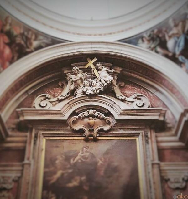 ナポリ、サンタ・マリア・エジツィアカ・ア・フォルチェッラ教会|イタリア観光ガイド