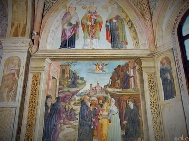 ミラノ流ルネサンス、サン・ピエトロ・イン・ジェッサーテ教会|イタリア観光ガイド