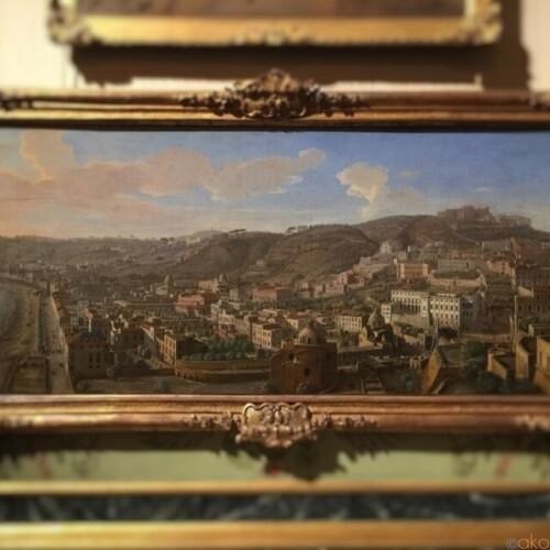 ナポリで美術鑑賞。パラッツォ・ゼヴァロス・スティリアーノ美術館|イタリア観光ガイド