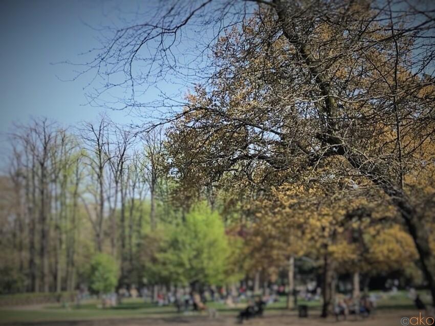 イベントも盛りだくさん!ミラノ、インドロ・モンタネッリ公共庭園 イタリア観光ガイド
