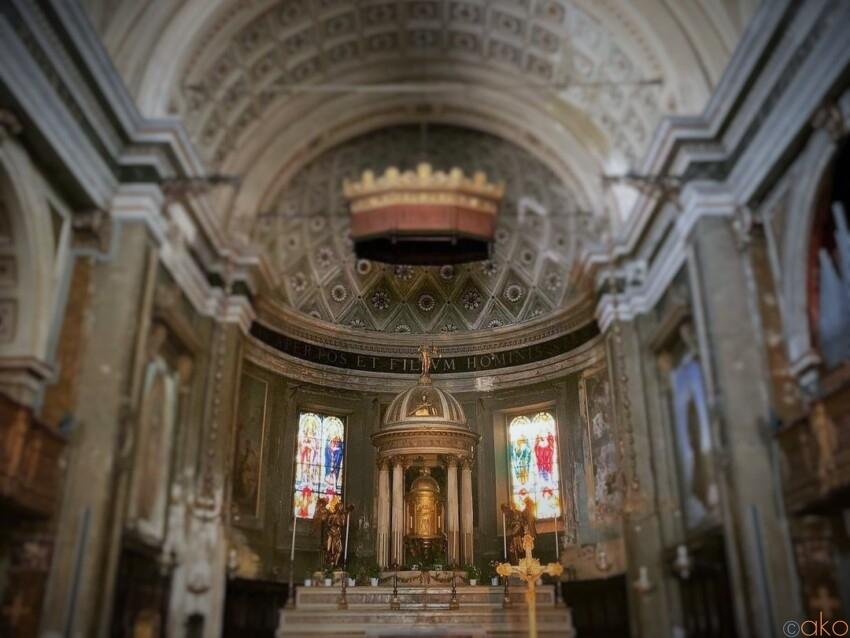 ど迫力スケール!ミラノ、サント・ステファノ・マッジョーレ聖堂|イタリア観光ガイド