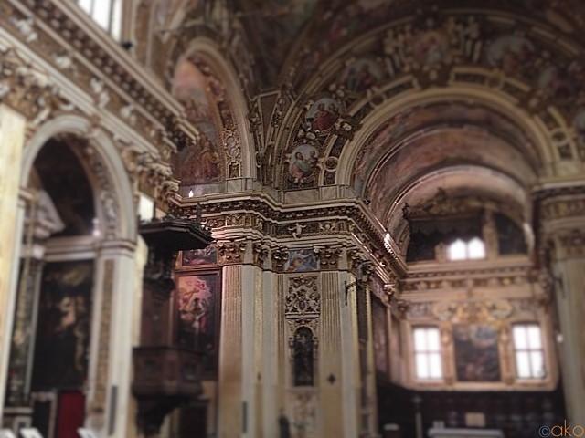 モーツァルトも訪れた、ミラノ、サンタントニオ・アバーテ教会|イタリア観光ガイド