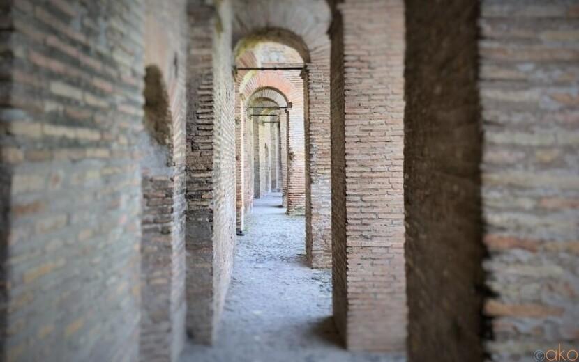 古代ローマの城壁をリノベーション!城壁博物館|イタリア観光ガイド