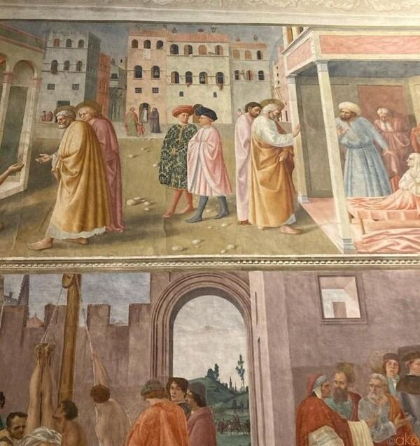 ルネサンス文化の発信源。フィレンツェ、ブランカッチ礼拝堂|イタリア観光ガイド