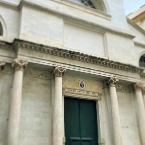 見所満載!ジェノヴァ、サンタ・マリア・デッレ・ヴィーニェ教会|イタリア観光ガイド