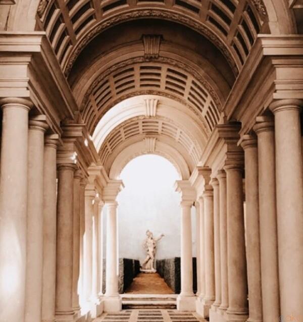 お屋敷の中で、絵画に浸る。ローマ、スパーダ絵画館|イタリア観光ガイド