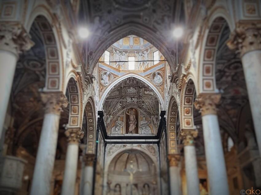 ドーリア家ゆかりの地。ジェノヴァ、サン・マッテオ教会 イタリア観光ガイド