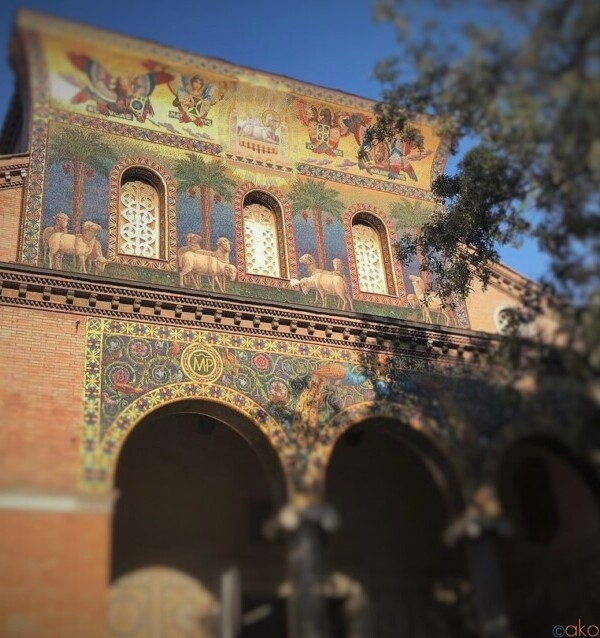 ローマで南米テイスト?!サンタ・マリア・アッドラータ教会|イタリア観光ガイド