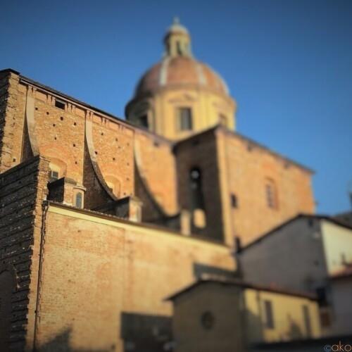 フィレンツェ、サン・フレディアーノ・イン・チェステッロ教会|イタリア観光ガイド