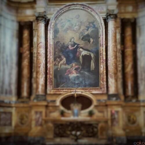 フィレンツェ、サンタ・マリア・マッダレーナ・デ・パッツィ教会| トラベルダイアリー
