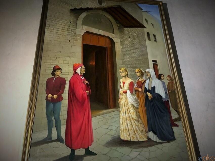 フィレンツェ、サンタ・マルゲリータ・デイ・チェルキ教会|イタリア観光ガイド