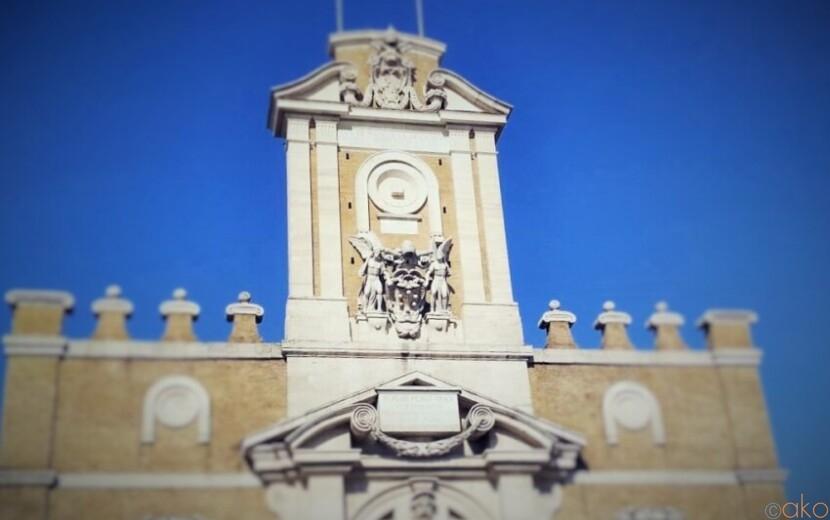 ミケランジェロがプロデューサー!ローマ、ピア門|イタリア観光ガイド