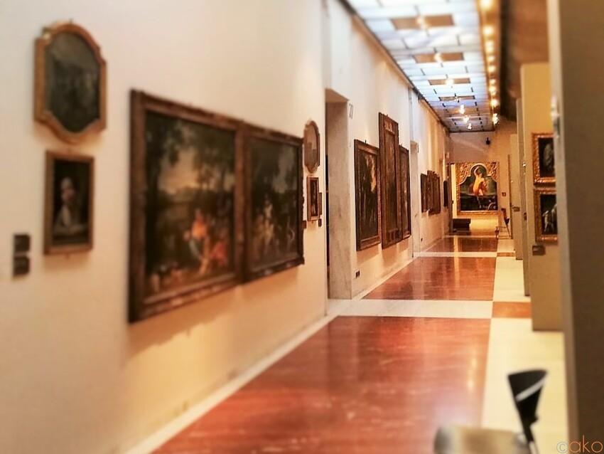ボロ―ニャにゆかりのある画家が一堂に会する、国立絵画館|イタリア観光ガイド