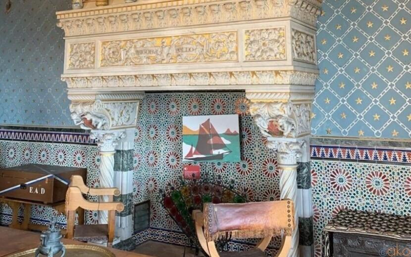 ジェノヴァの高台にあるお城の中。世界文化博物館ってこんなトコ!|イタリア観光ガイド