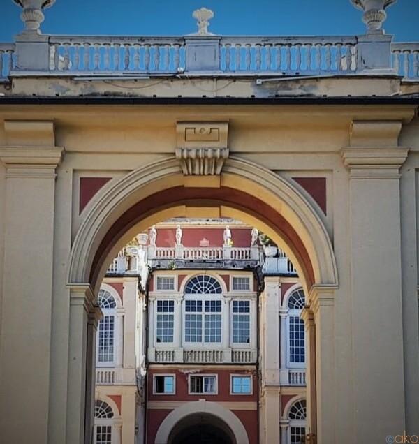 ジェノヴァきっての人気観光スポット、王宮博物館|イタリア観光ガイド