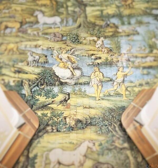 夏に行きたい!カプリ島、サン・ミケーレ・アルカンジェロ教会|イタリア観光ガイド