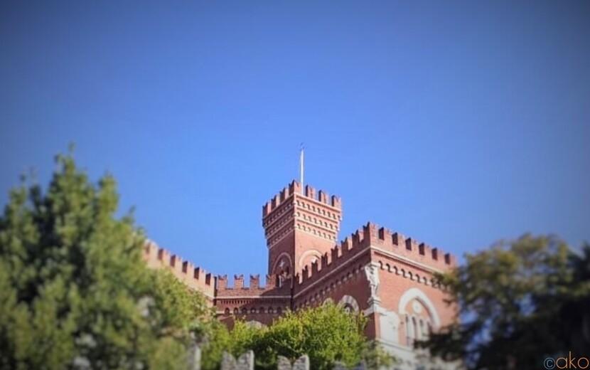 本日も絶景ナリ。ジェノヴァの山の上に立つ、ダルベルティス城|イタリア観光ガイド