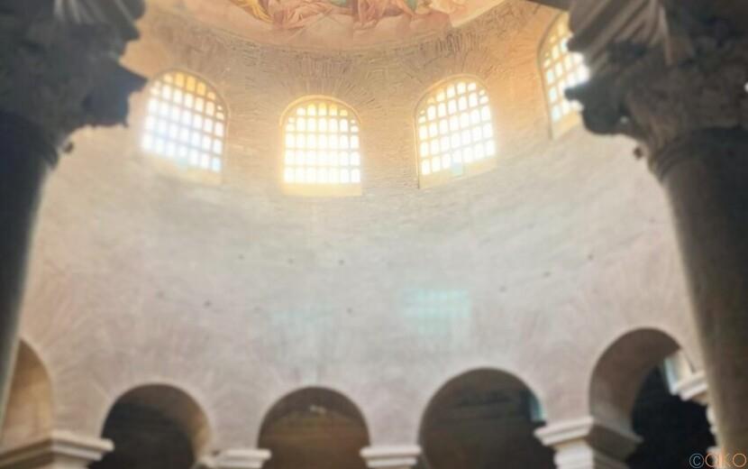 最古の教会モザイクが見られる!ローマ、サンタ・コスタンツァ霊廟|イタリア観光ガイド