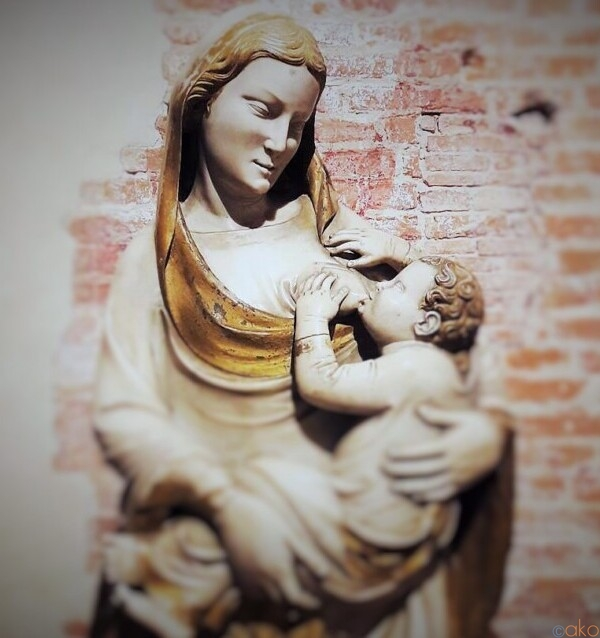 彫刻も絵画も一気に楽しめる。ピサ、サン・マッテオ国立美術館|イタリア観光ガイド
