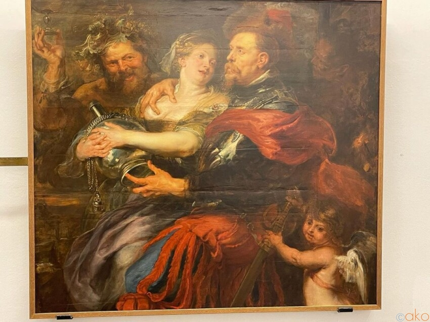 実は名画が眠る世界遺産。ジェノヴァ、白の宮殿|イタリア観光ガイド