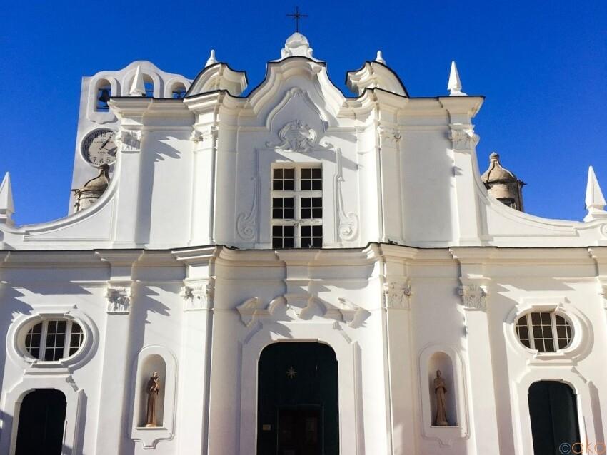 カプリ島旅行をさらに盛り上げる、サンタ・ソフィア教会|イタリア観光ガイド