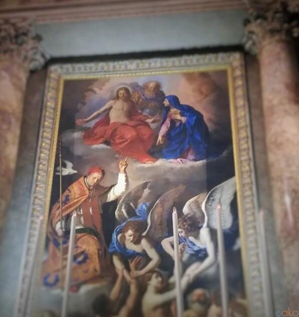 ボローニャ派の名画が集う場所。サン・パオロ・マッジョーレ聖堂|イタリア観光ガイド