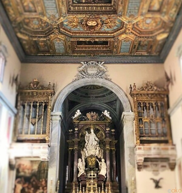 ピサ、サント・ステファノ・デイ・カヴァリエーリ教会|イタリア観光ガイド