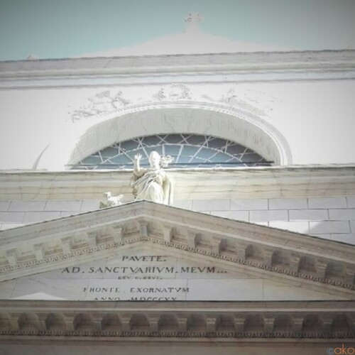 ジェノヴァゆかりの聖人にご挨拶。サン・シーロ教会|イタリア観光ガイド