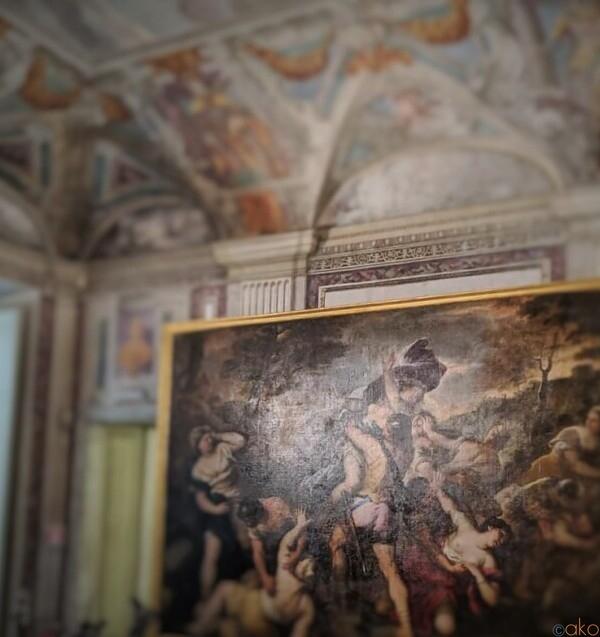 世界の巨匠たちの絵画に会いに。ジェノヴァ、スピノーラ宮国立絵画館|イタリア観光ガイド