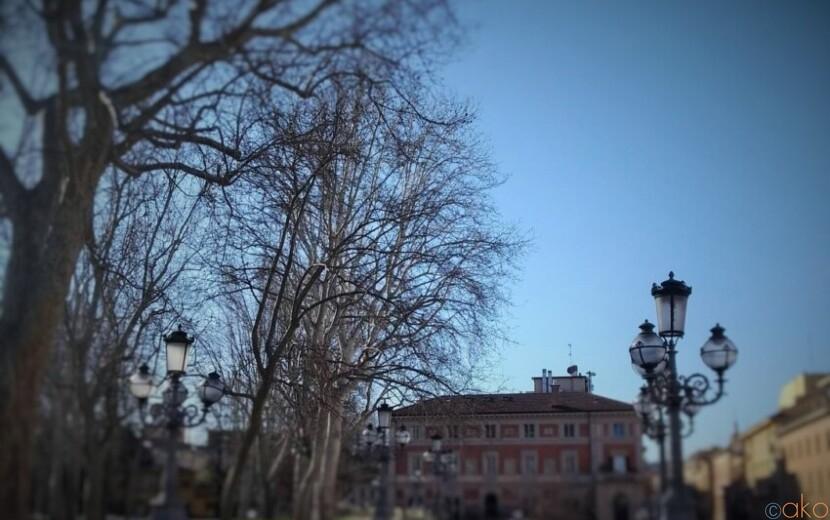 ボローニャの玄関口、モンタニョーラ公園|イタリア観光ガイド