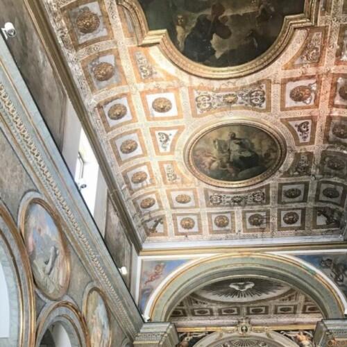 ソレントの守護聖人が眠る由緒正しき場所、サンタントニオ聖堂|イタリア観光ガイド