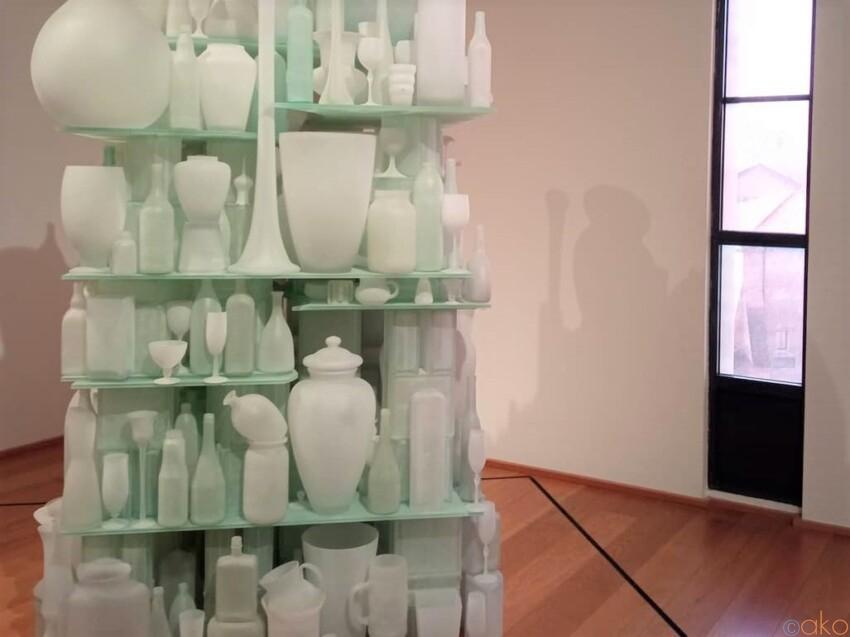 たまには雰囲気を変えて…。ボローニャ近代美術館 イタリア観光ガイド