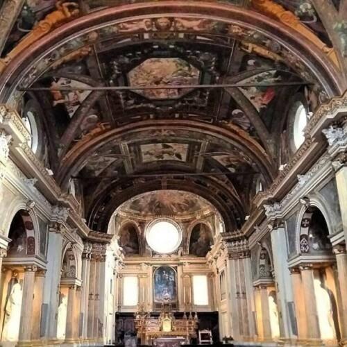 黒い聖母に会える。クレモナ、サンタッボンディオ教会|イタリア観光ガイド