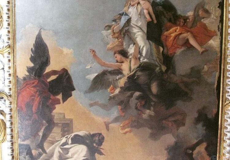 ここはまるで美術館!ヴェネツィア、カルミニ大信徒会|イタリア観光ガイド