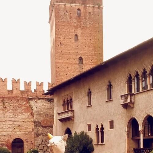 城と博物館の最強コラボ。ヴェローナ、カステルヴェッキオ博物館|イタリア観光ガイド