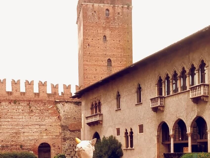 城と博物館の最強コラボ。ヴェローナ、カステルヴェッキオ博物館 イタリア観光ガイド