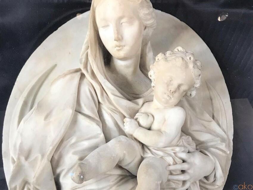 ジェノヴァの彫刻が大集合。サン・タゴスティーノ博物館 イタリア観光ガイド