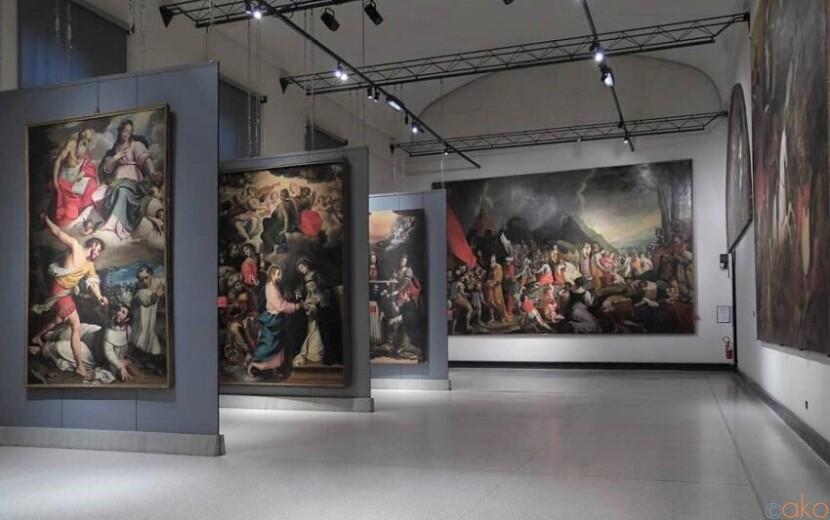 ロンバルディア州の隠れた美術品が大集合。クレモナ市立博物館|イタリア観光ガイド