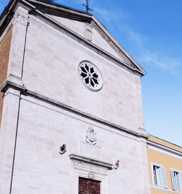 ジャニコロの丘で。ローマ、サン・ピエトロ・イン・モントリオ教会|イタリア観光ガイド