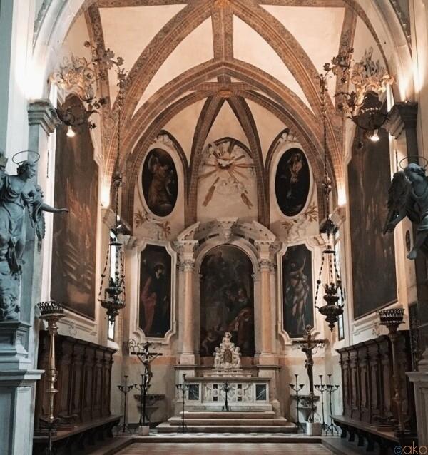 ヴェネツィアの真ん中。サン・ジョヴァンニ・エヴァンジェリスタ教会|イタリア観光ガイド